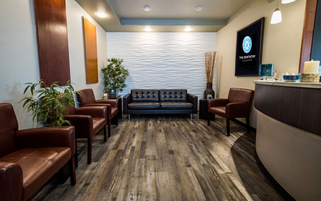 The Office - The Dentistry Collective in Rancho Bernardo, San Diego